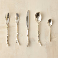 Twig Five-Piece Flatware Place Setting