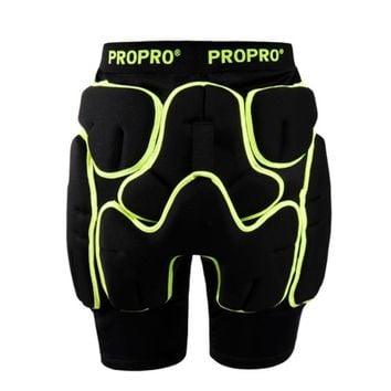 PROPRO Hip Protector Rubber Ski Skating Skateboard Protective Shorts Brace Roller Cycling mtb Bike Outdoor Extreme Sports Gear