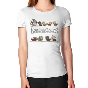 Lord of the cat Women's T-Shirt