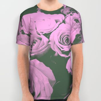 Mother May I All Over Print Shirt by Ducky B