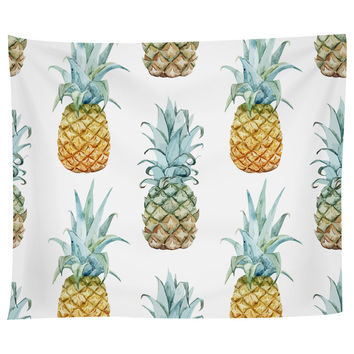 Pineapple Purist Tapestry
