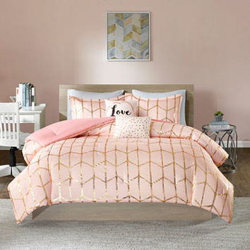 Intelligent Design Khloe Comforter Set - JCPenney