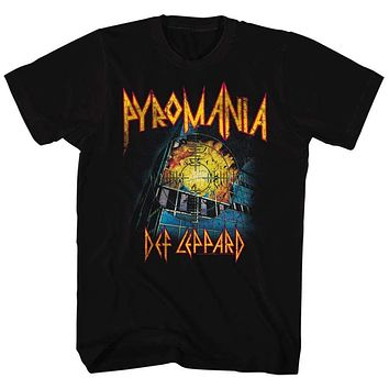Def Leppard It's On Fire T-shirt