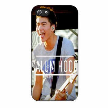 Calum Hood 5 Second Of Summer 2 iPhone 5/5s Case