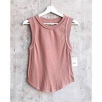 Free People - We The Free Go To Tank - Pink