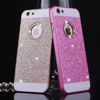 Glittery 6 Color Luxury Powder Case for iPhone 6