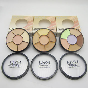 NYX Make-up Professional Beauty Conceal Contour Foundation [11043711692]