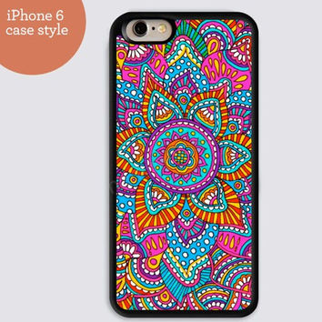 iphone 6 cover,mandala colorful iphone 6 plus,Feather IPhone 4,4s case,color IPhone 5s,vivid IPhone 5c,IPhone 5 case Waterproof 243