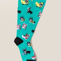 Sock it to me French Bulldog socks
