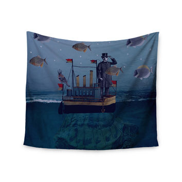 "Suzanne Carter ""The Voyage"" Wall Tapestry"