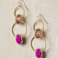 Interlocking Orbs Earrings