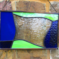 Carnival FUNHOUSE Modern Stained Glass