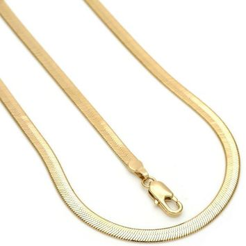 Gold Layered 5.221.005.24 Necklace and Bracelet, Golden Tone