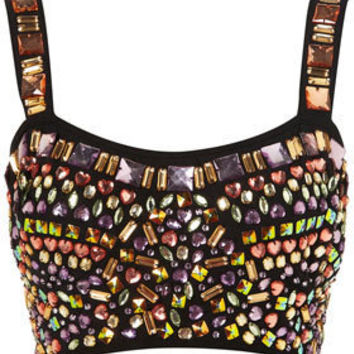 Jewel Bralet Top - New In This Week  - New In