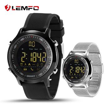 Waterproof Smart Watch Support Call and SMS alert Sports Activities Tracker Bluetooth Wristwatch for IOS Android