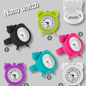 Ring : Nano watch