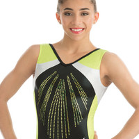 Black Pearl Leotard from GK Elite