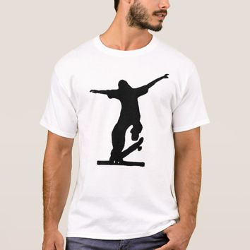 Grind skate board clothing T-Shirt