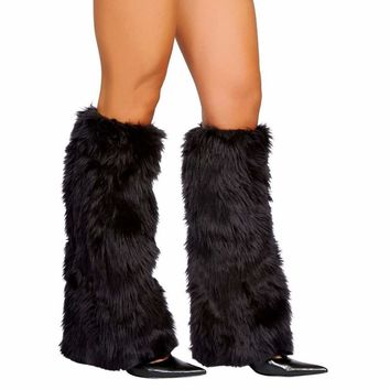 Roma USA Fur Boot Covers