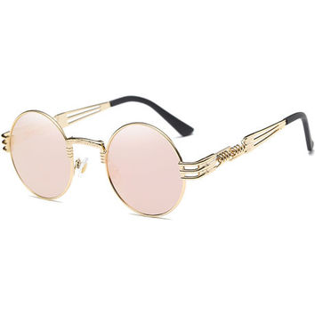 Notorious Vintage Sunglasses (Pink)