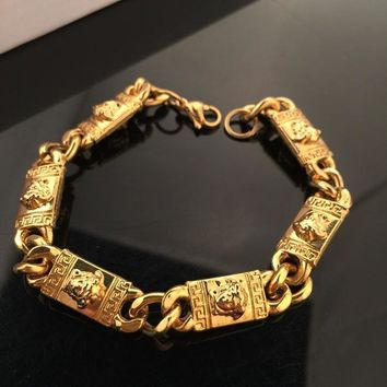 New Arrival Great Deal Awesome Shiny Hot Sale Stylish Gift Hip-hop Bracelet [6542722563]