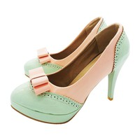 Bubblegum Mary Janes