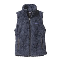 Patagonia Women's Los Gatos Fleece Vest | Smolder Blue