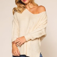 Ethel Sweater - Ivory