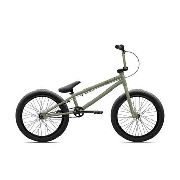 2016 Verde Vectra Bmx Bike Army Green