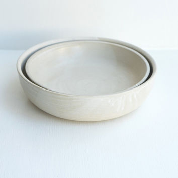 Colleen Hennessey Nested Bowls no. 418