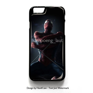 Spiderman Movie for iPhone 4 4S 5 5S 5C 6 6 Plus , iPod Touch 4 5  , Samsung Galaxy S3 S4 S5 Note 3 Note 4 , and HTC One X M7 M8 Case Cover