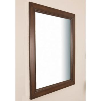 30 in Mirror-sable walnut