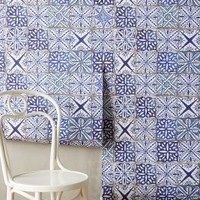 Debbie McKeegan European Tiles Wallpaper