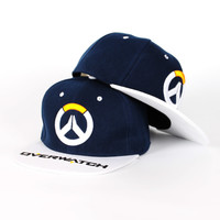 2017 New Online Game Watchman Pioneer Baseball Cap Hat Overwatch Snapback Hats Summer Adjustable Hip-hop Caps For Men Women w195