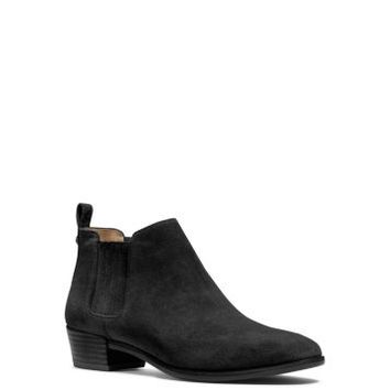 Shaw Suede Ankle Boot | Michael Kors