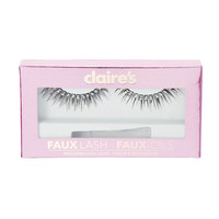 Iridescent Crystal Lined False Lashes