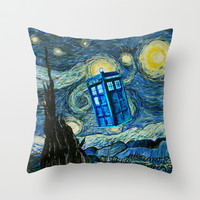 http://wanelo.com/p/8058638/tardis-doctor-who-starry-night-02-decorative-cushion-pillow-case-20