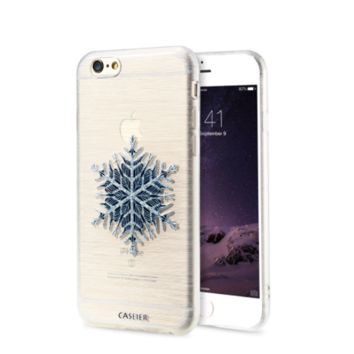 Snowflake iPhone 6/6 Plus/6S/7/7 Plus Case, Multiple Options