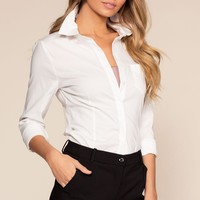 Clean Chic Top - White