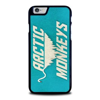ARCTIC MONKEYS BLUE iPhone 6 / 6S Case Cover