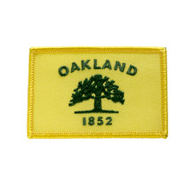 Oakland Flag Patch