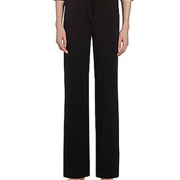 Nottibianche TEMPtations Solid Lounge Pants - Black
