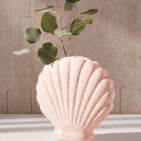 Shell Vase   Urban Outfitters