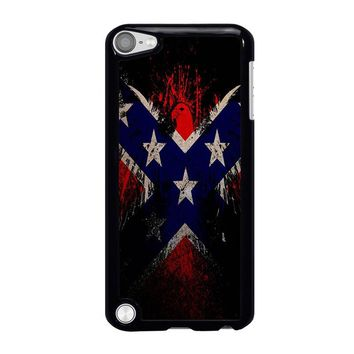 BROWNING REBEL FLAG iPod Touch 5 Case Cover