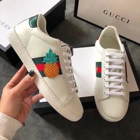 Gucci Ace Embroidered Sneaker #1024