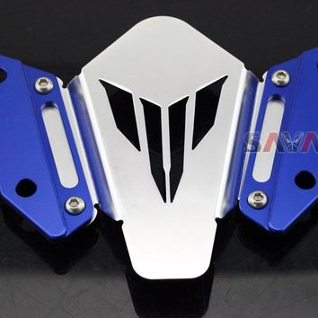 For YAMAHA FJ-09 / MT-09 Tracer 2015-2016 Motorcycle Accessories CNC Aluminum Windscreen Windshield Mount Bracket Red/Blue/Black