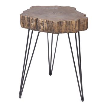 WAFER ACCENT TABLE