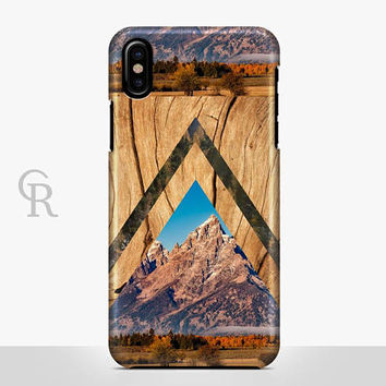 Forest Phone Case For iPhone 8 iPhone 8 Plus - iPhone X - iPhone 7 Plus - iPhone 6 - iPhone 6S - iPhone SE - Samsung S8 - iPhone 5