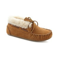 Minnetonka Chrissy Slipper Booties | Dillards