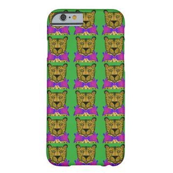 Little Leopards Barely There iPhone 6 Case